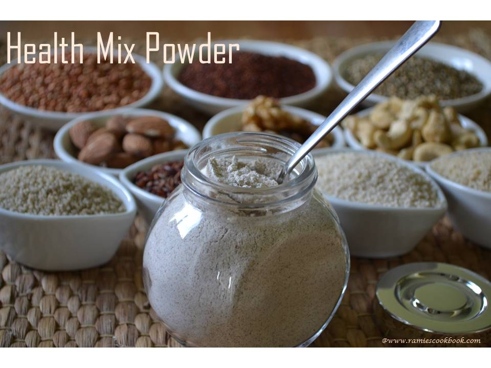 Millet Mix Powder 1a