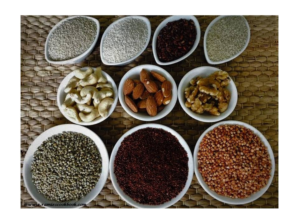 Millet Mix Powder 3a
