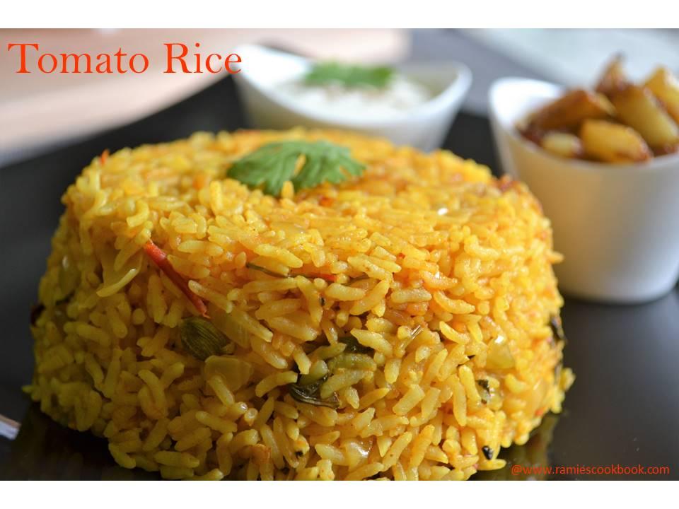 Tomato Rice 1