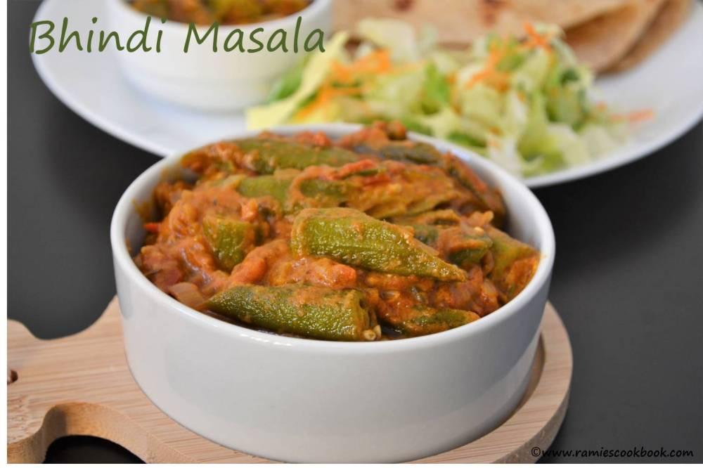 Bhindi masala 1
