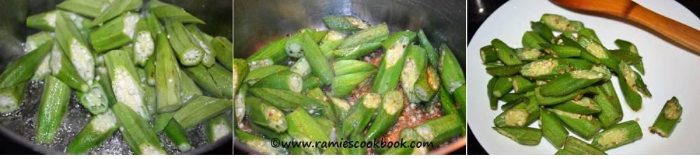 Bhindi masala a