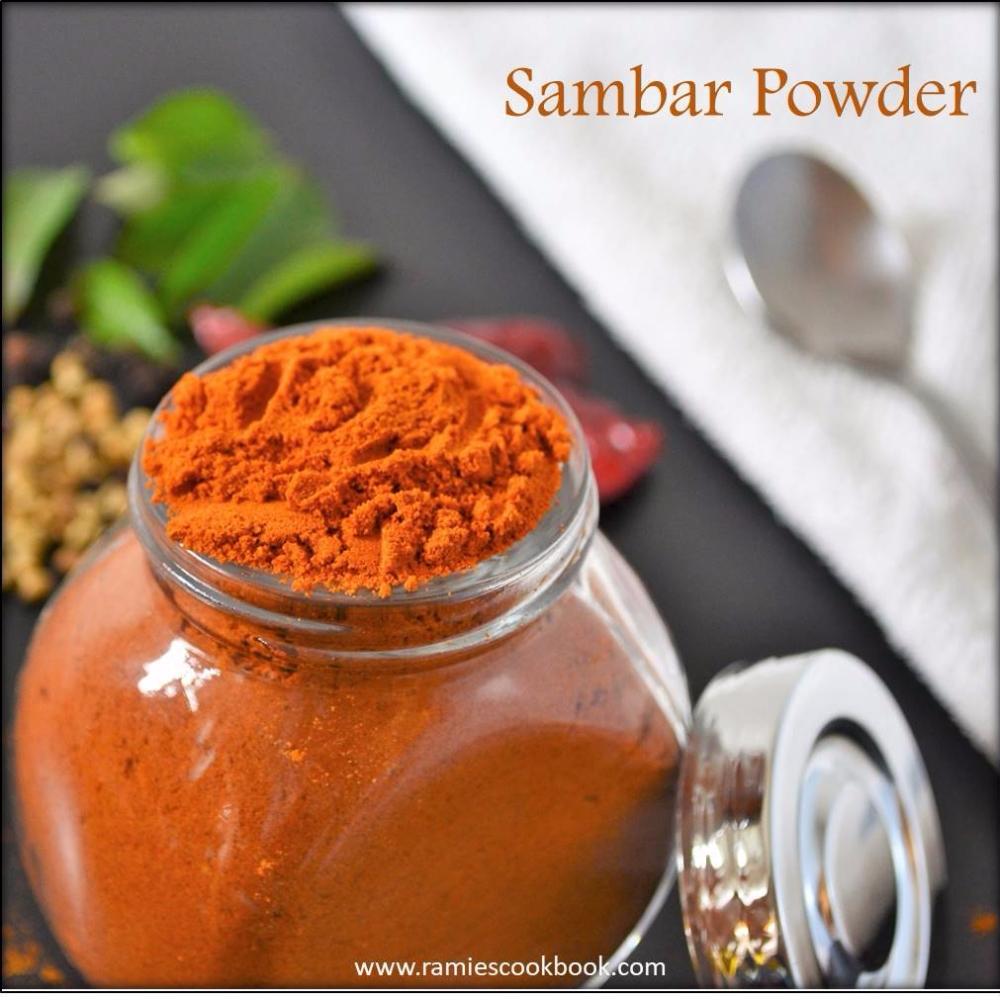 Sambar powder 2