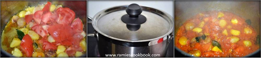 Omam Kulambu (Ajwain curry) b