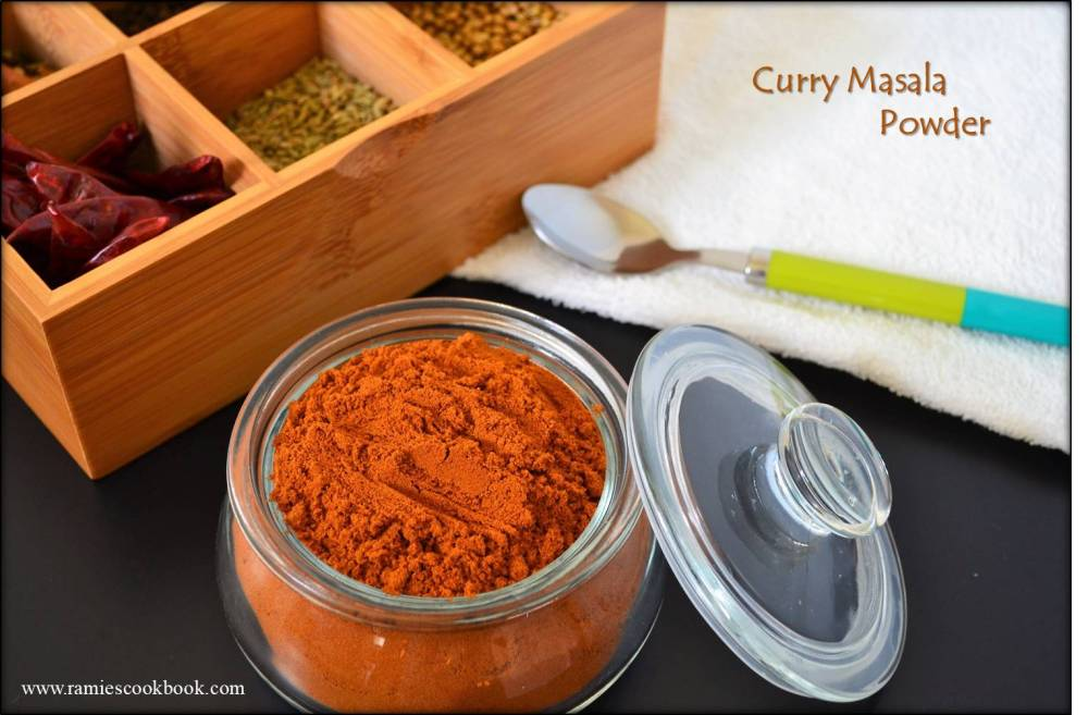 Curry Masala Powder 2 a